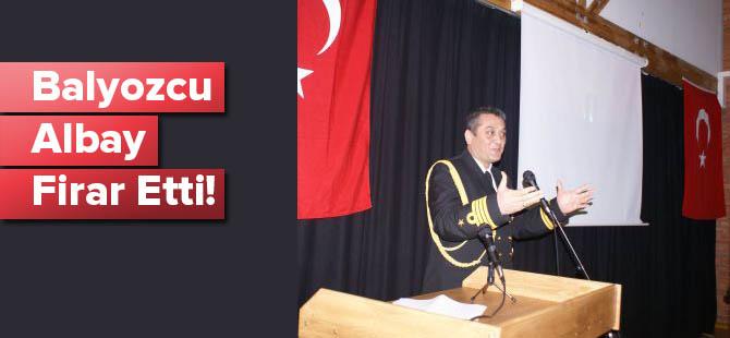 Balyozcu Albay Haldun Ermin Firar Etti