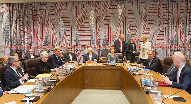 İran'la Nükleer Müzakereler Başladı