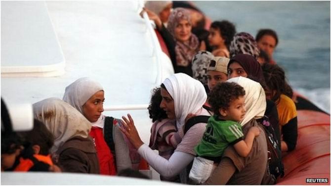 Mısır Darbecileri Suriyeli Mültecileri Tutukluyor