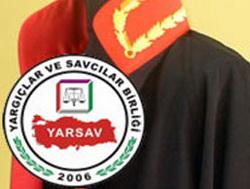 YARSAV'dan 'Darbeci Baro'ya Destek