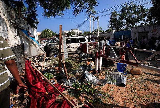 Somali'de Etiyopya Askerlerine Bombalı Saldırı