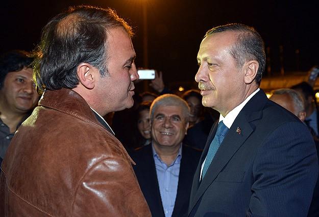 Pilotlar İstanbul'da Başbakan Tarafından Karşılandı