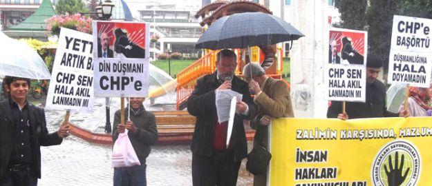 CHP'nin Derdi Sapkınlara Özgürlük