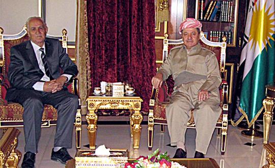 Barzani: PKK'nin Yapacağı Kongreye İzin Vermem!