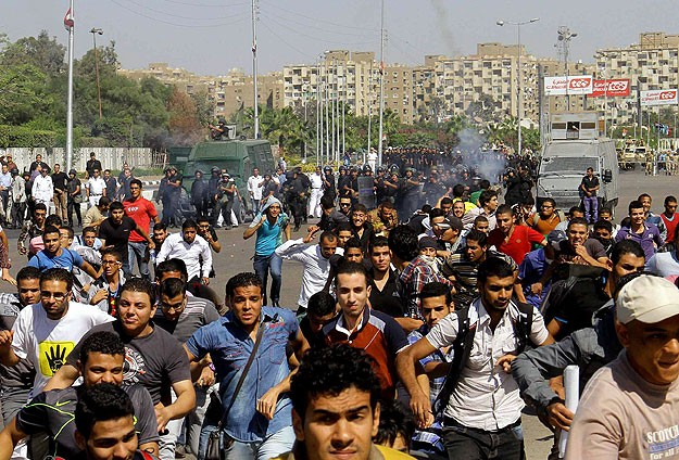 Mısır'da Darbe Karşıtı Protestolarda 41 Gözaltı