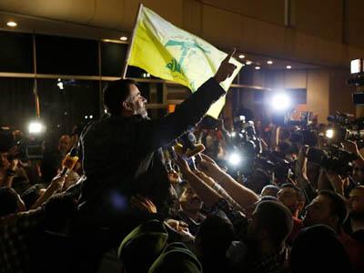 Nasrallah'ın Askeri Değilmiş de Yeni Olmuş!