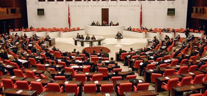 4 Vekil Meclis'te Açlık Grevine Başlayacak