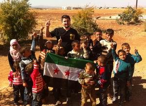 Suriye'de Bayram Şehadetle Başlıyor