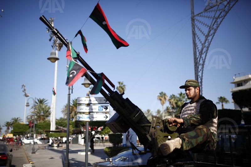 Libya'da İstiklal Bayramı Kutlandı