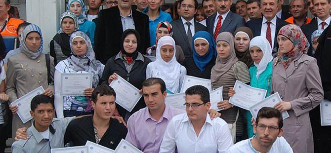 Suriyeli Sığınmacı Gençlere Sınavsız Üniversite
