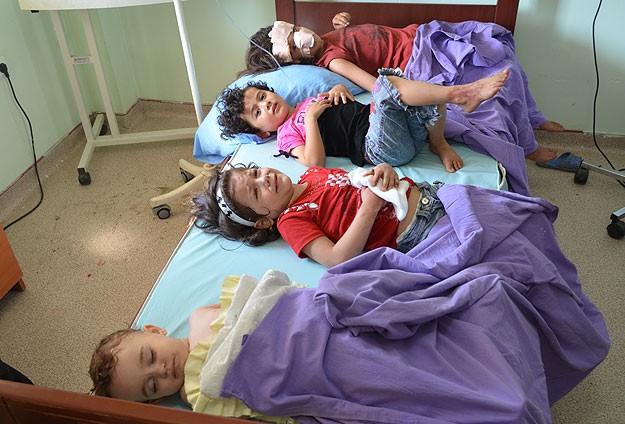 Suriye'de Yıllardır Görülmeyen Hastalıklar Hortladı