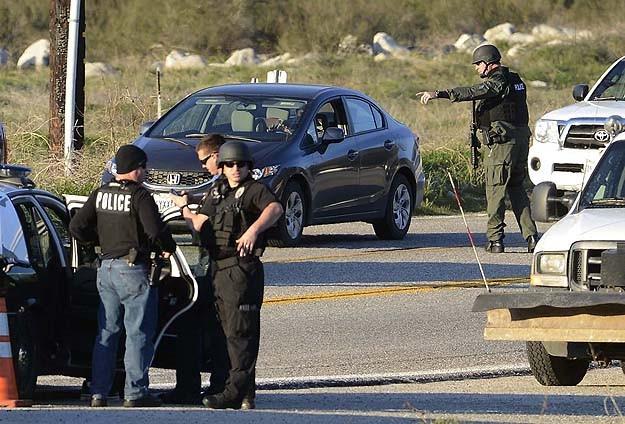 Polis Oyuncak Silahlı Çocuğu Vurdu
