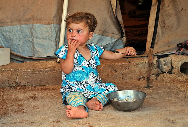 Suriye'de Çocukların Ölüm Çığlıkları Yükseliyor