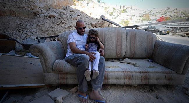 İsrail'in Kudüs'teki İnsanlık Ayıbı