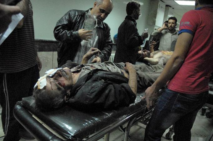 Wadi Barada'daki Bombalı Saldırıda 150 Ölü Var!