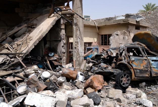 Irak'ta Kanlı Pazar: 42 Ölü