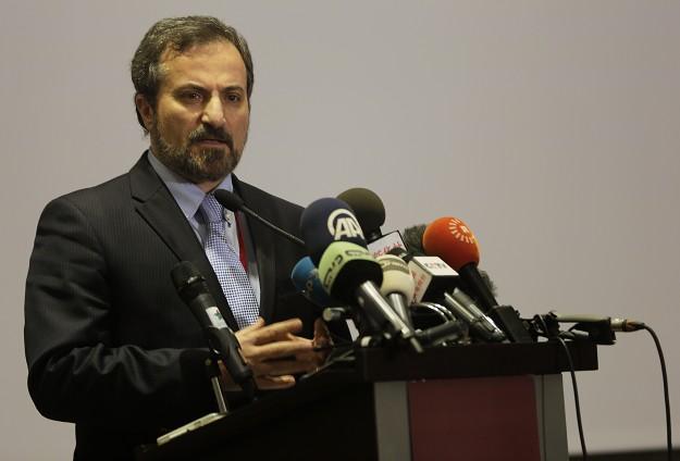 Suriyeli Muhalifler İran'ı İstemiyor