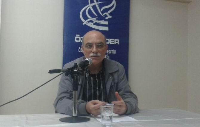 İzmir Özgür-Der Seminerleri Başladı