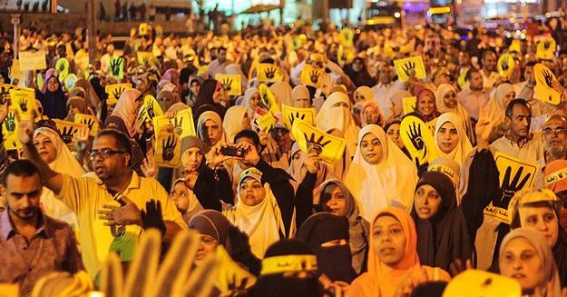 Rabia Gösterisine Çağrı