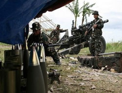 Filipinler'de Çatışma: 40 Ölü