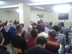 Bergama'da İslam Dünyasındaki Gelişmeler Konuşuldu