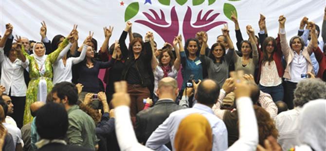 HDP Yönetiminde İlginç İsimler Buluştu