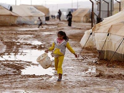Suriyeli Mülteci Çocuklar Okula Gidemiyor