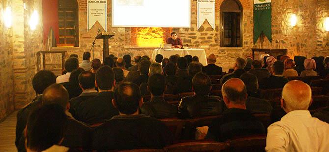 Bursa'da Hasan El Benna Semineri Yapıldı