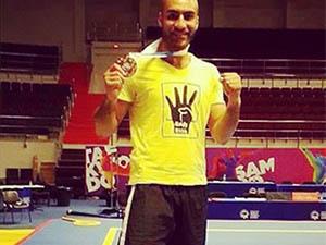 Mısırlı Milli Sporcudan Cuntayı Şaşırtan İşaret