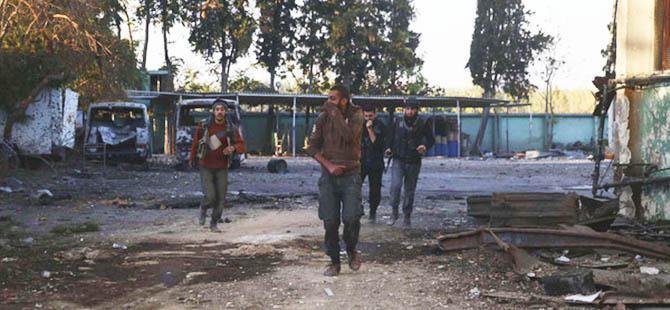 Şam'da Hizbulesed'e Darbe!
