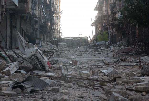 Esed Güçleri Katliamda Sınır Tanımıyor: 75 Ölü