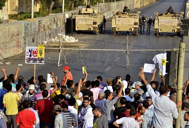 """Mısır'daki Darbeciler """"Vicdan Mahkemesi""""nde Yargılanacak"""