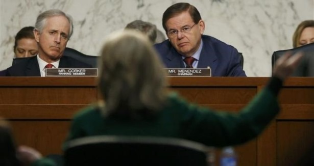 ABD Senatosu'nda Suriye Kavgası