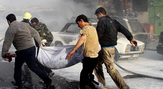 Esed Suriye'de Kan Dökmeye Devam Ediyor: 51 Ölü