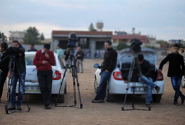 Suriye'de Geçen Ay 22 Basın Mensubu Öldürüldü