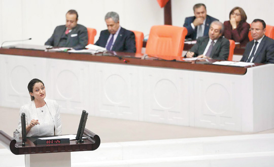 'Yeni CHP'nin Yeni Had Bildirme Tarzı