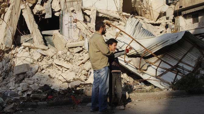 Yaşadıklarından Nutku Tutulan Bir Suriyeli Çocuk