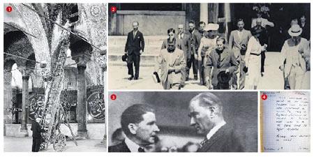 Atatürk'ten, Ayasofya'yı Müze Yapmasını Amerika İstemiş