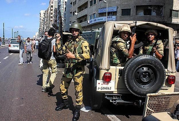 Mısır'da 47 İhvan Üyesi Gözaltına Alındı