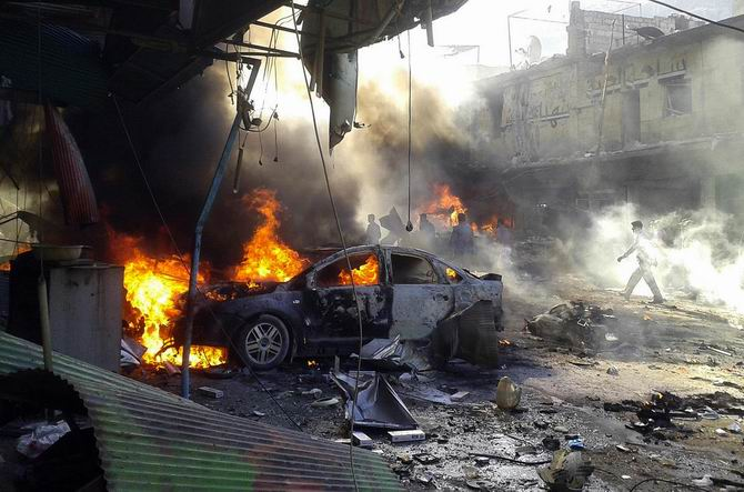 Esed Katliamlarının Pazar Bilançosu: 28 Ölü