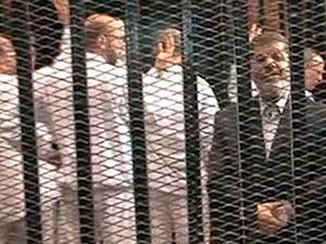 Oğlunun, Mursi'yle Görüşmesine İzin Verilmedi
