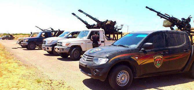 Libya'da Milis Güçler Çatıştı: 5 Ölü