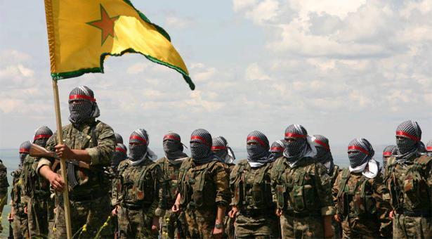 """Jandarma Raporu: """"Esed, PYD'ye Füze Verdi"""""""