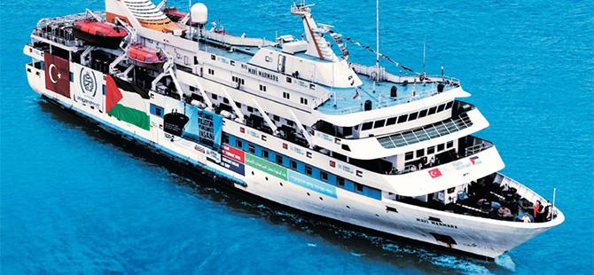 Ünlü Hukukçulardan UCM'ye Mavi Marmara Uyarısı