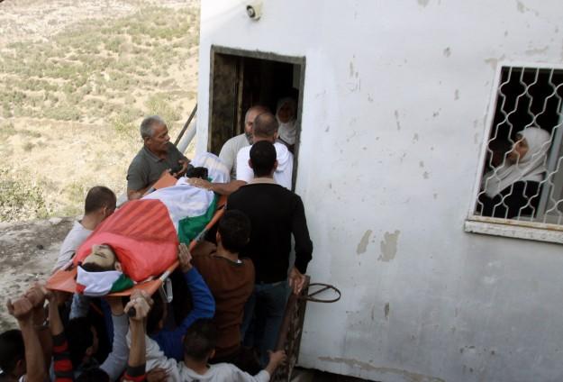 Kan Kanseri Filistinli Esir Et-Turabi Hastanede Şehit Oldu