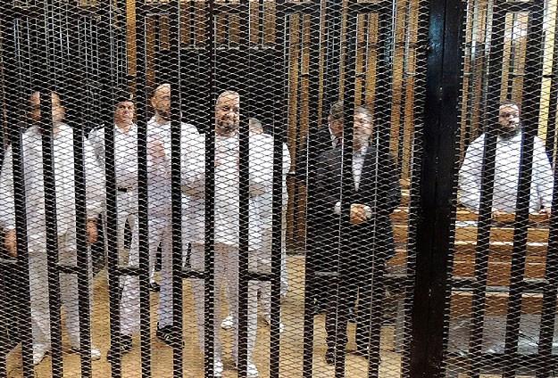 Mursi'nin Cezaevindeki İlk Günü