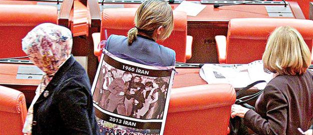 CHP'li Vekilden Genel Kurul'da Şov