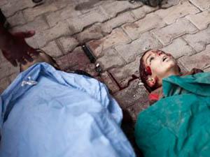Suriye'de Dün 74 Kardeşimiz Katledildi