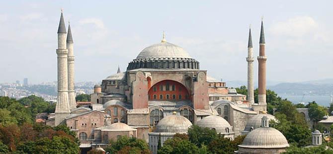 Başbakan Erdoğan'ın Ayasofya Camii Şartı