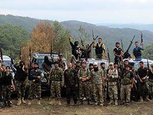 ÖSO 11 Hizbullah Üyesini Esir Aldı